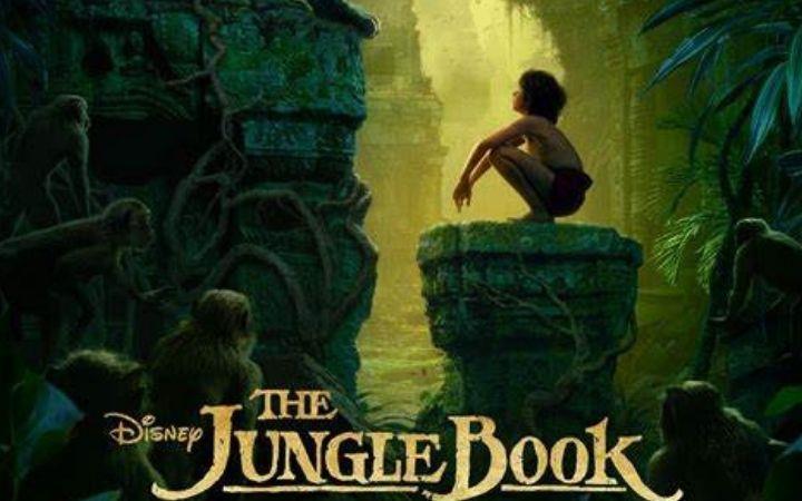 The Jungle Book (PG) - Open Air Film Festival