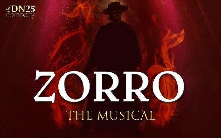 Postponed - Zorro - The Musical image