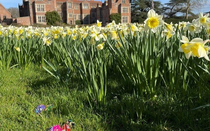 Easter Holidays - Open Gardens & I-Spy Nature Trail