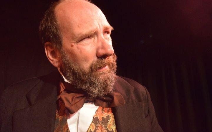 Dickens comes to Bury image