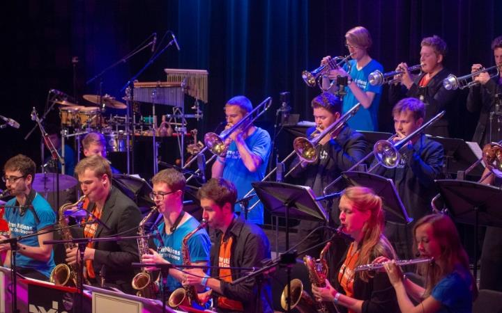 National Youth Jazz Orchestra: Three Nations Under One Groove image