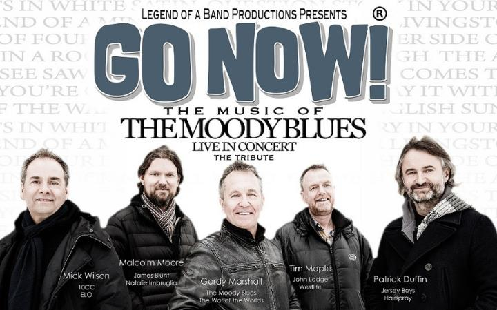 Go Now: A Tribute to The Moody Blues image