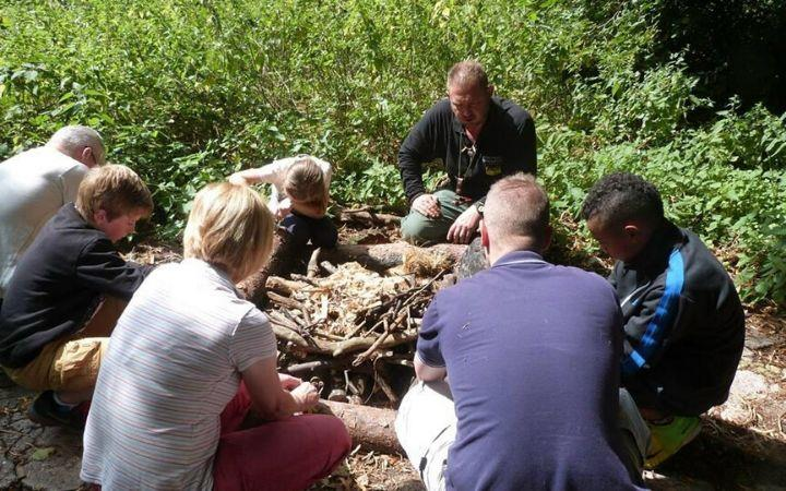 Young Adult Bushcraft Day image