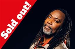 Reginald D Hunter + Support