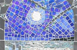 Moon Mosaics with Robin R James