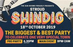 Stroud Shindig