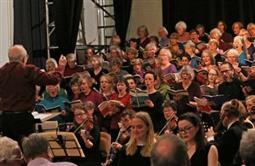 Stroud Refugee Aid Choir: Handel's Messiah