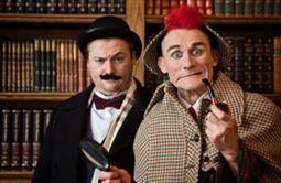 Tweedy presents The Missing Company of Sherlock Holmes'