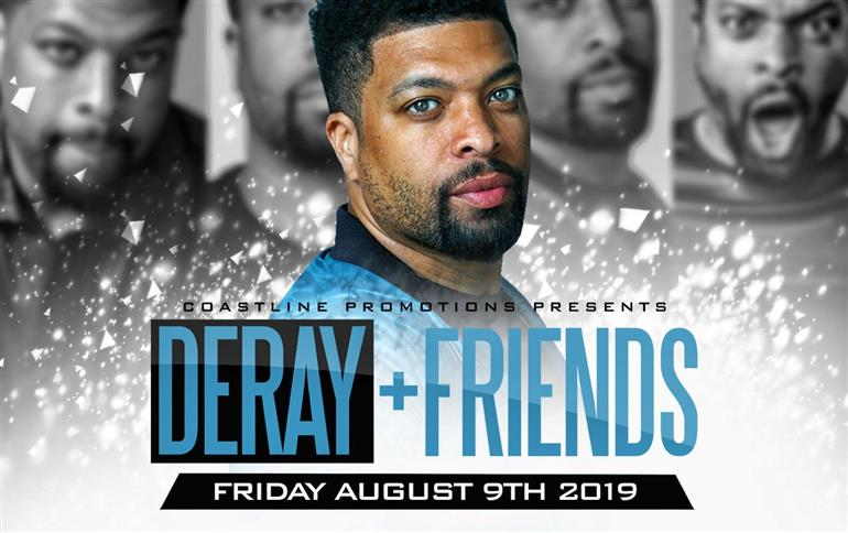 DeRay Davis and Friends