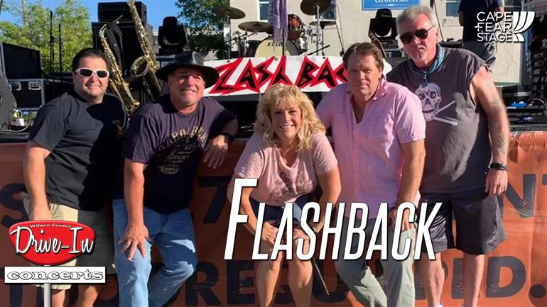 Drive-In Concert: Flashback