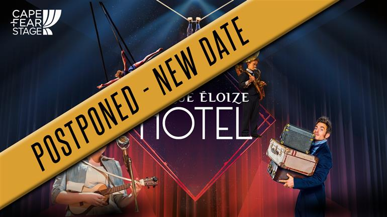 Cirque Eloize: Hotel