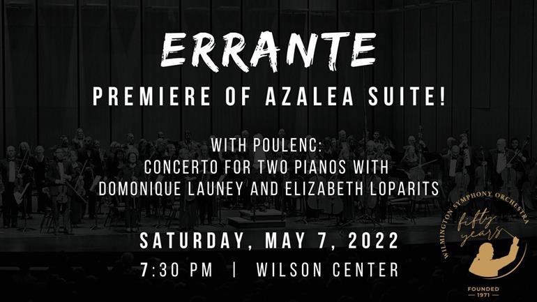 ERRANTE: Azalea Suite Premiere