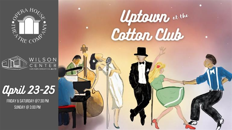 Uptown at the Cotton Club