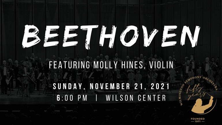 Beethoven featuring Molly Hines