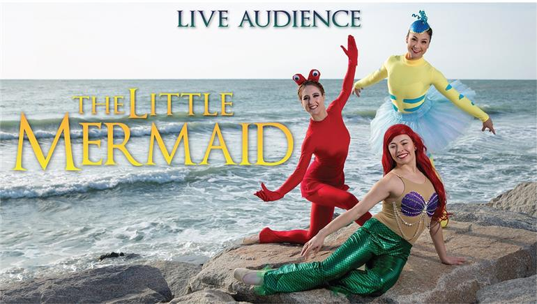 The Little Mermaid - IN-PERSON