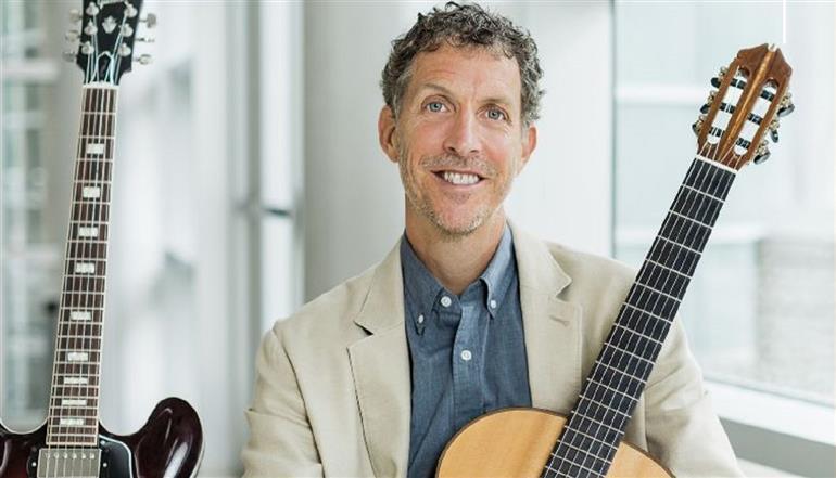 Joseph Pecoraro, Guitar