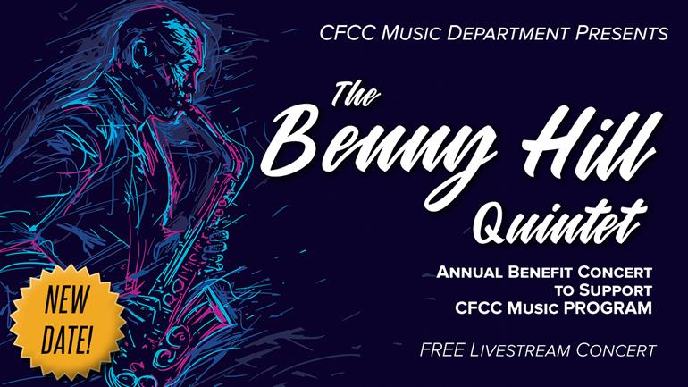 Benny Hill Quintet - STREAMING