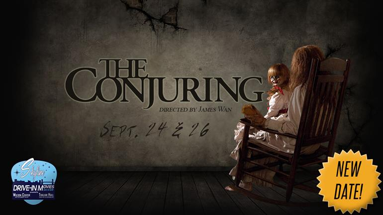 Skyline Drive-In: THE CONJURING