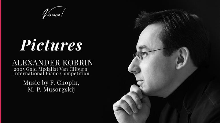Pictures: Alexander Kobrin recital
