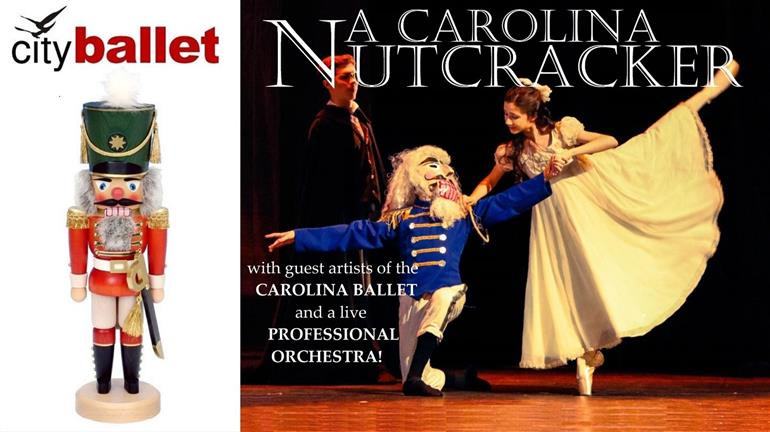 A Carolina Nutcracker