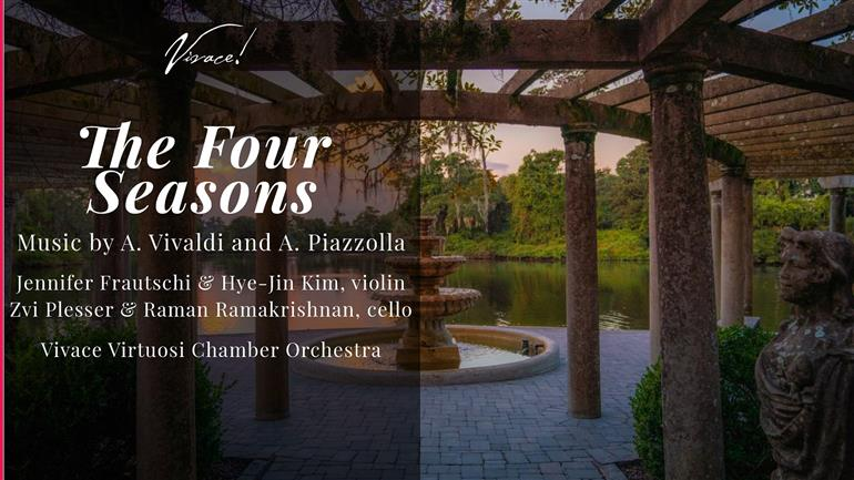 The Four Seasons: Vivaldi and Piazzolla