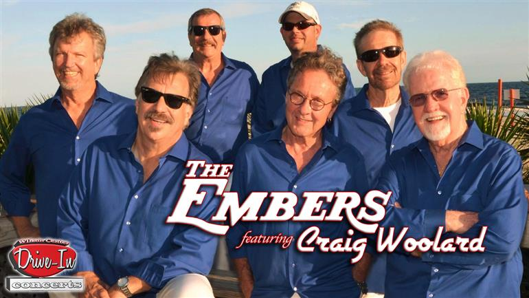 Drive-In: The Embers ft. Craig Woolard