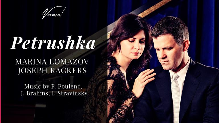 Petrushka: Lomazov/Rackers piano duo