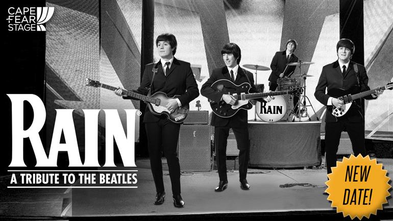 RAIN – A TRIBUTE TO THE BEATLES