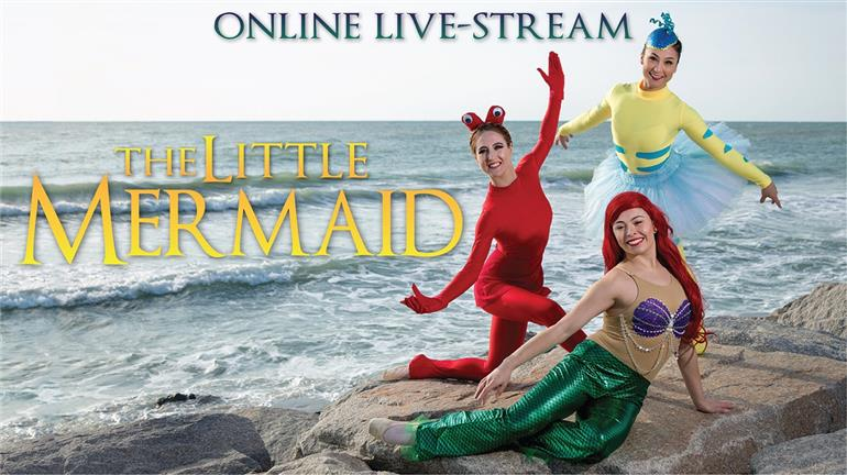 The Little Mermaid - LIVESTREAM