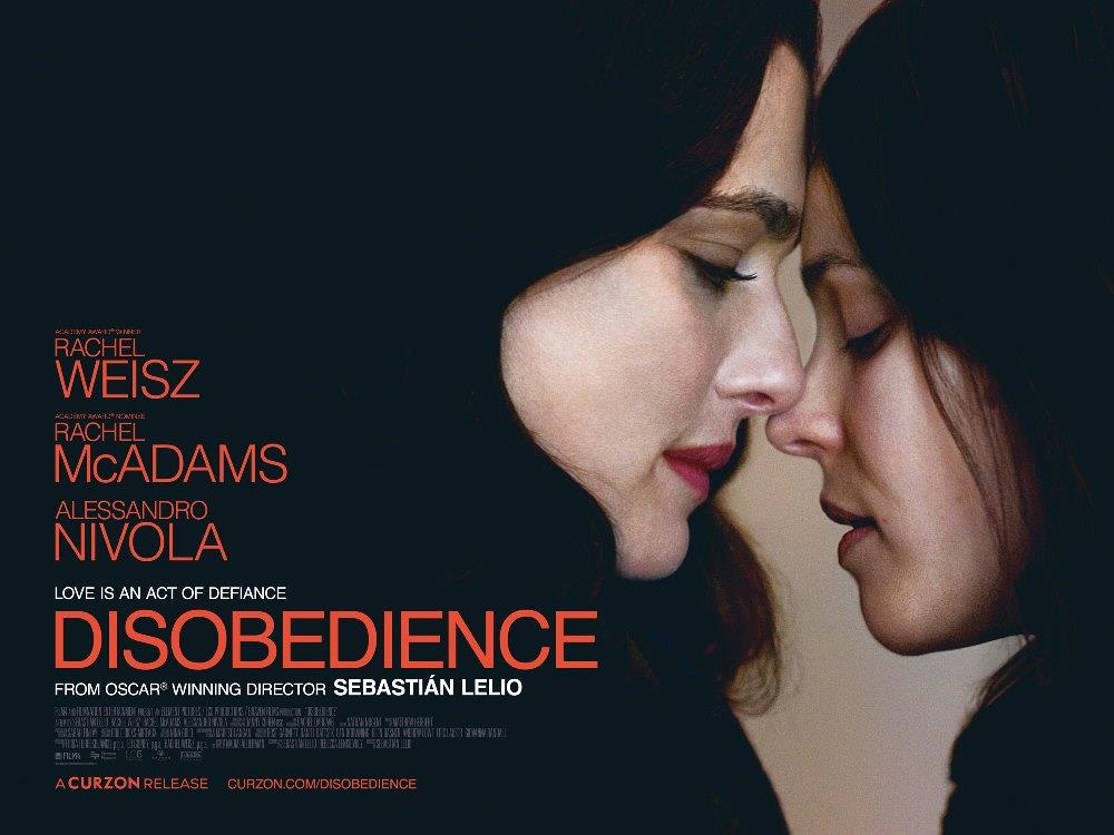Disobedience (15) cover image