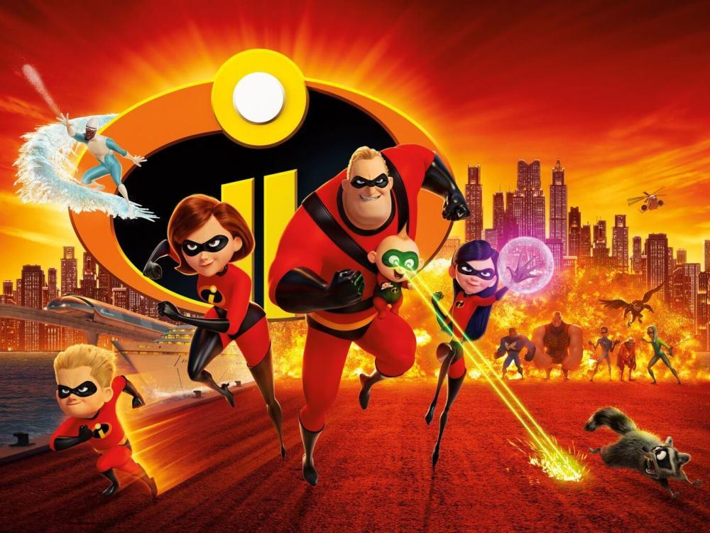 SMP: Incredibles 2 (PG) cover image