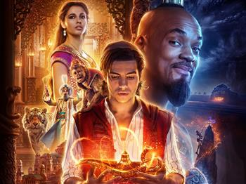 Featured image for Aladdin (PG)