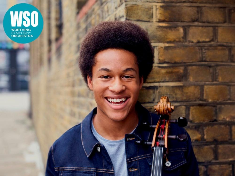 Main image for WSO: Sheku Kanneh-Mason
