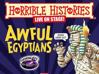 Featured image for Horrible Histories: Awful Egyptians