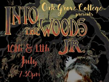 Featured image for Into The Woods Jr