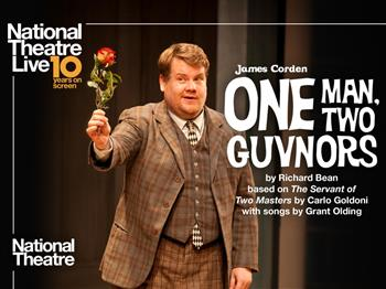 Featured image for NT: One Man, Two Guvnors (12A)