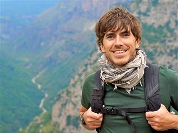 Featured image for An Audience with Simon Reeve 2018