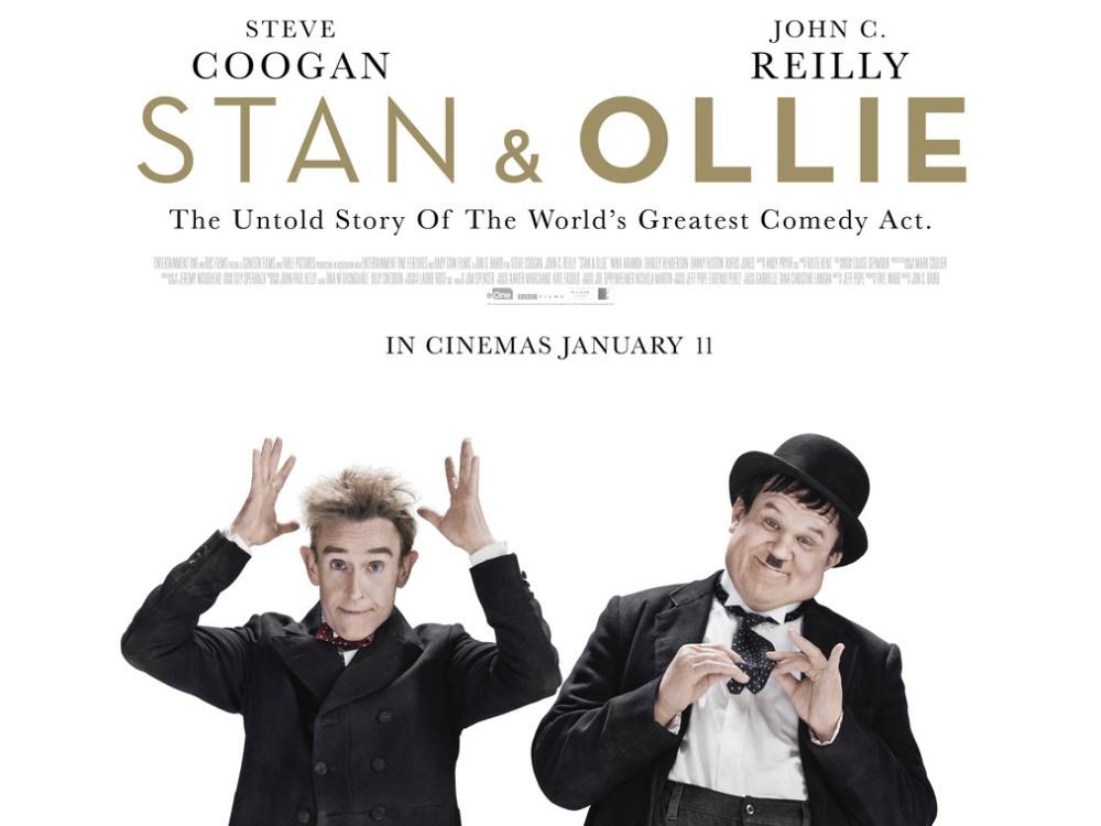 Stan & Ollie (12A) cover image