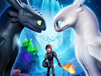Featured image for SMP: How to Train Your Dragon – The Hidden World (PG)