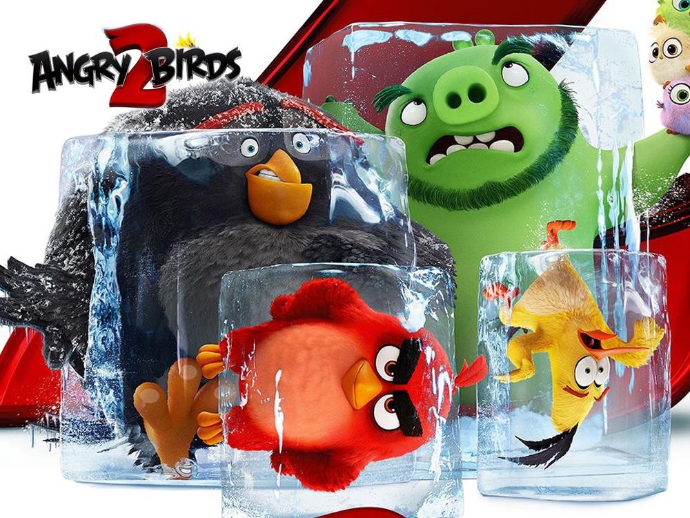 Main image for SMP: Angry Birds 2 (U)