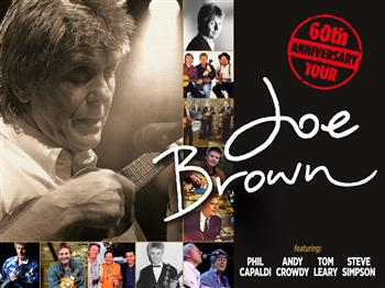 Featured image for Joe Brown in Concert