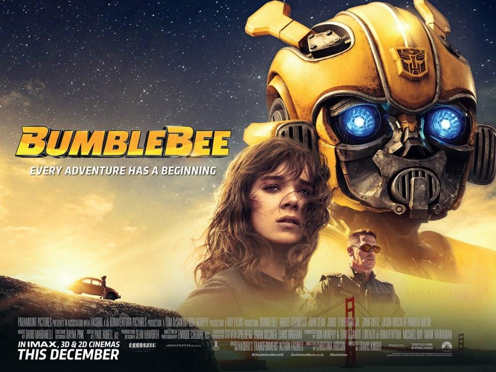 Main image for SMP: Bumblebee (PG)