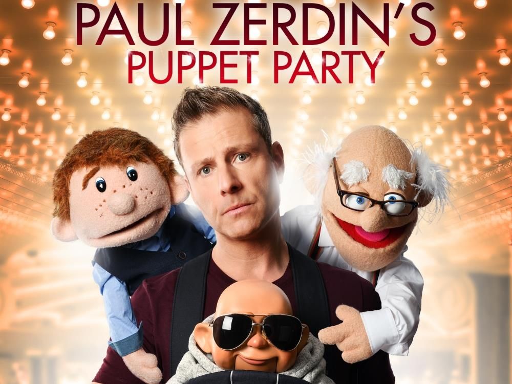 Main image for Paul Zerdin's Puppet Party
