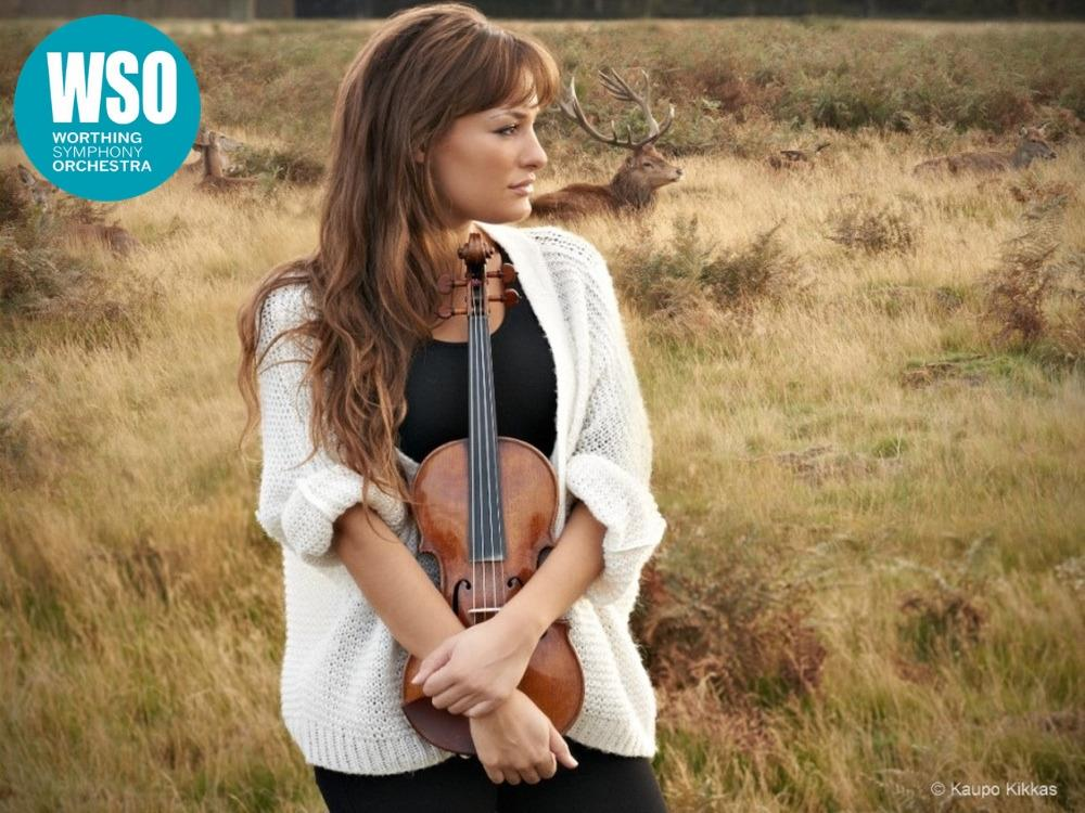 Main image for WSO: Nicola Benedetti 2019