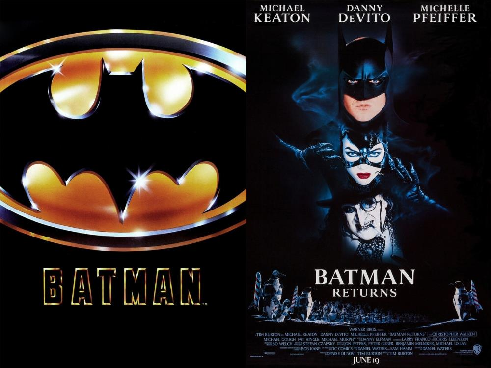 Main image for Batman + Batman Returns (12A)