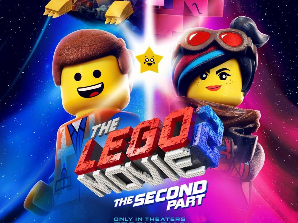 SMP: The Lego Movie 2 (U) cover image