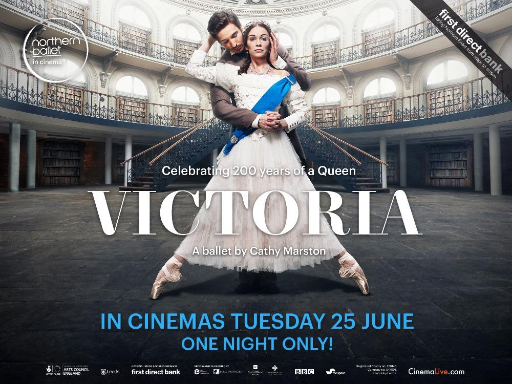 Main image for Northern Ballet: Victoria (12A)