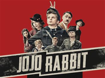 Featured image for SS: Jojo Rabbit (12A)