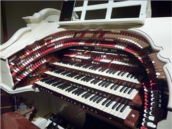 Featured image for Wurlitzer:  Mark Laflin