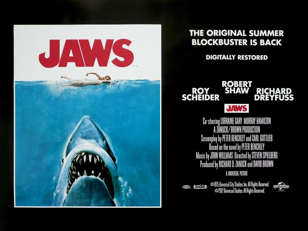 Main image for Jaws (12A)